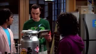 Sheldon saves Leonards life  neofelis Bass