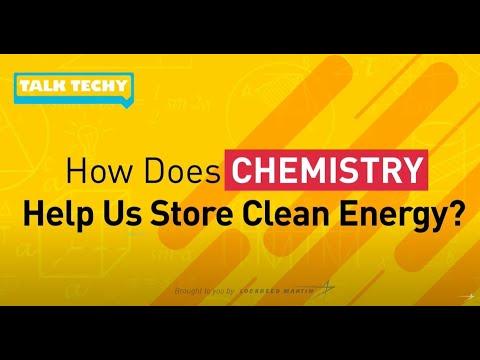 Talk Techy: How Chemistry Helps Store Clean Energy