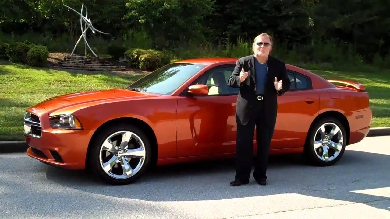 2011 Dodge Charger Rallye In The Toxic Orange Youtube