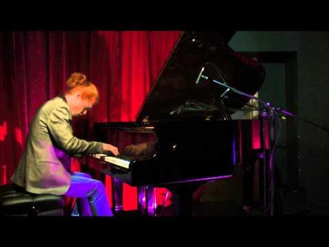 Savva Terentyev: piano solo at Philly Joe's, Tallinn, June 11, 2014