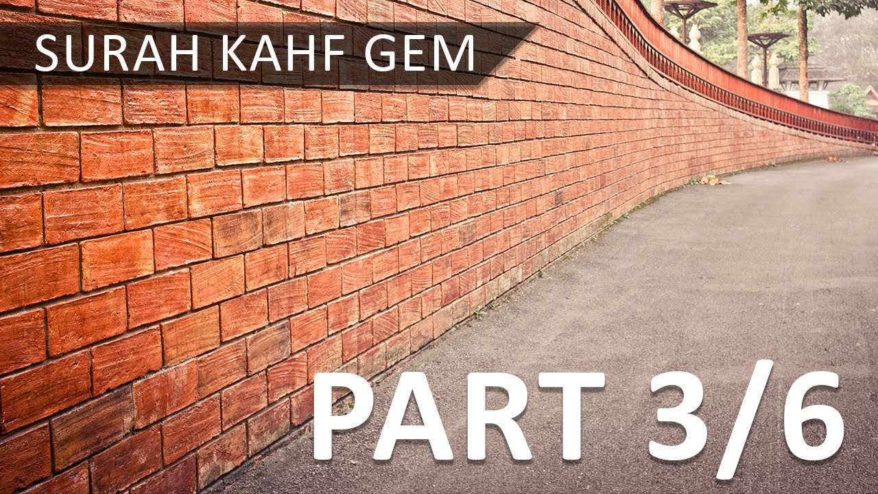 Story of Musa and Khidr (Part 3/6) - Surah Al Kahf in-depth