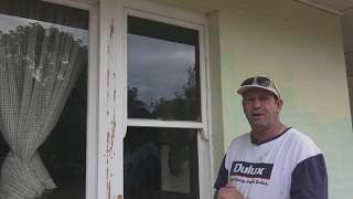 Sash Window Repair - How to free up a stuck or jammed sash window.