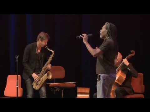 Bobby McFerrin - Stockholm Concert Hall - 2014