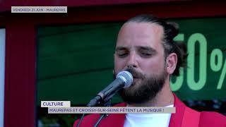 Yvelines | Culture : Maurepas et Croissy-sur-Seine fêtent la musique