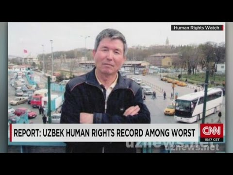 Report: Uzbek human rights record bad