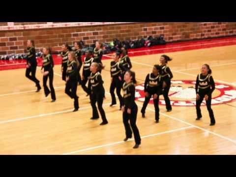 North Show - Wichita Southeast High School Dance Team