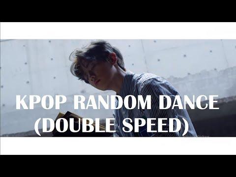 KPop Random Dance (Double speed)