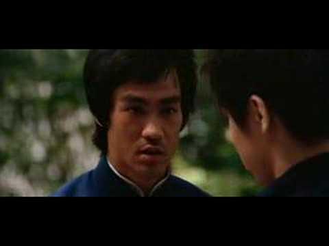 Bruce Lee Kick Me