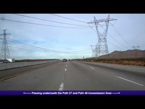 I-15 North (CA), Racing Across The Mojave Desert, Victorville To Barstow, Mile 153 To Mile 185