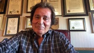 Vegas Memories (Tuesday Museday Week 36) - Engelbert Humperdinck Vlog