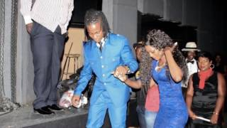 Andy Muridzo & Mai Keketso at the Album Launch