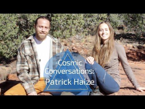 ET GUIDANCE, STARSEED VIBES & CREATIVE INSPIRATION - PATRICK HAIZE + BRIDGET NIELSEN