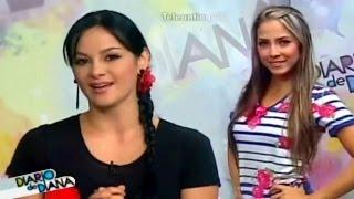 Eliana esta de Moda. 25 Oct 2011 // Desfile Pijamas Adriana Arango (Bésame).
