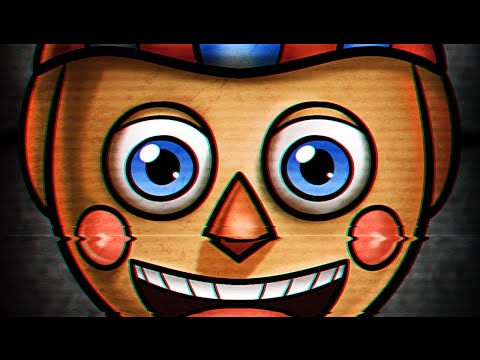 How To Draw Balloon Boy From Five Nights At Freddy's 2, BB The Balloon Boy Easy, Step By Step