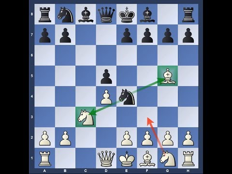 Dirty Chess Tricks 49 (Exchange Slav)