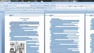 Probléme modification texte avec word 2007