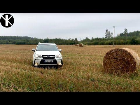 Subaru Forester XT - последний TURBO лесник