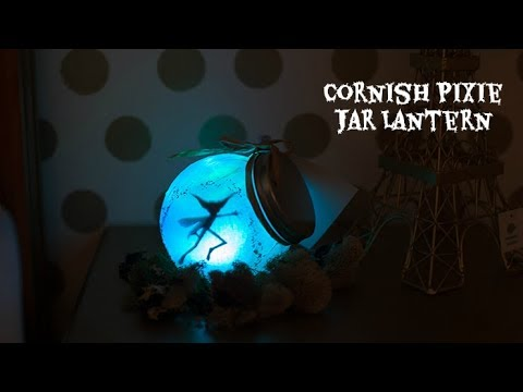 graphic regarding Printable Cornish Pixies identified as Harry Potter Cornish Pixie Jar Lantern Harry Potter Light-weight