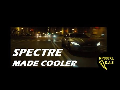 Spectre 007 Car Chase Made Cooler