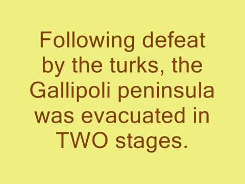The Real Gallipoli one. after TWO attempts!
