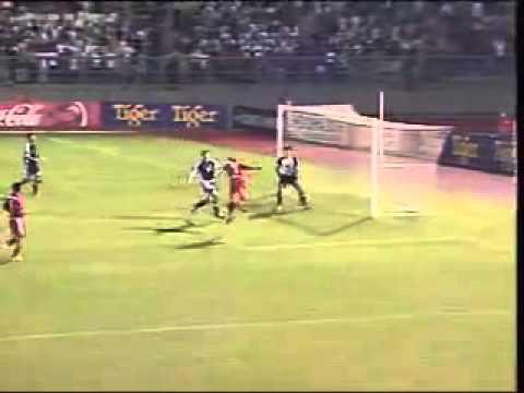 Singapore vs Myanmar Tiger Cup 2004 Semifinal 1st Leg