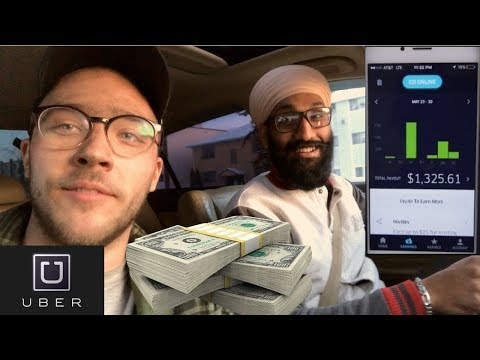 UBER STUDENT DRIVER IN CANADA (SALARY, PROCESS, INCOME) DAY#1