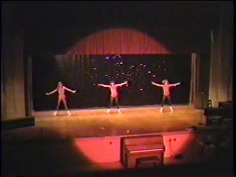 Dowagiac Middle School Talent Show (Spring 1990)