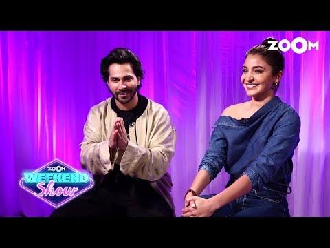 Sui Dhaaga | Varun Dhawan, Anushka Sharma | Interview & FUN Game | Zoom Weekend Show thumbnail