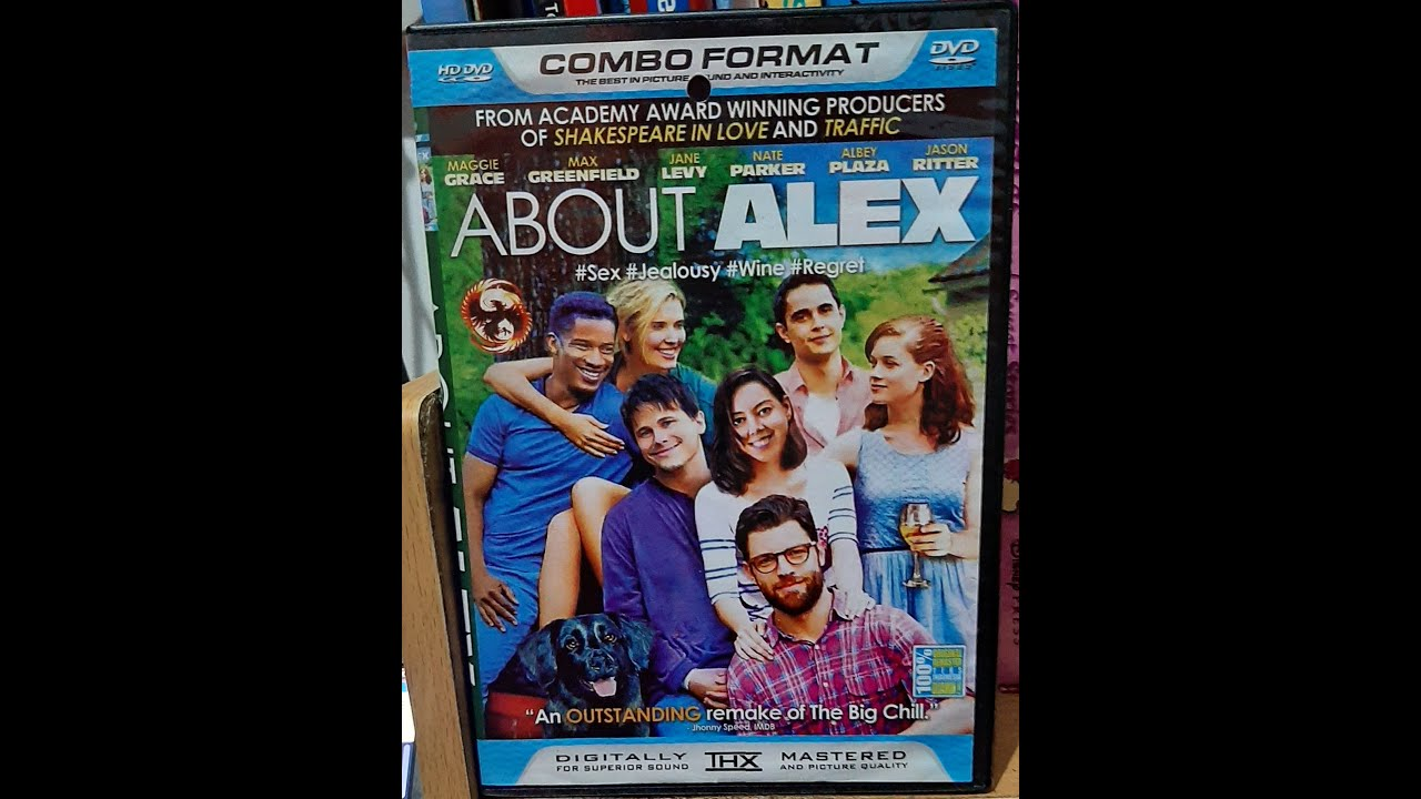 Download Opening to About Alex 2014 DVD