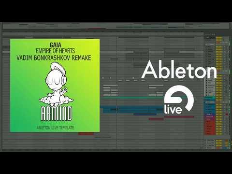 Armin Van Buuren Pres. Gaia - Empire Of Hearts (Vadim Bonkrashkov Remake) OUT!