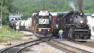 Southern Railway #4501: Chattanooga to Knoxville