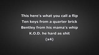 J. Cole - KOD (Lyrics)