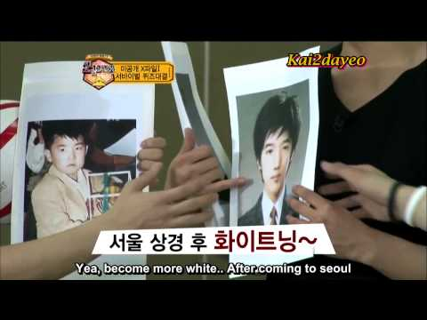 [ENG SUB] 2PM X Files SHOW Ep 9 ~ part 2/7 [HD]