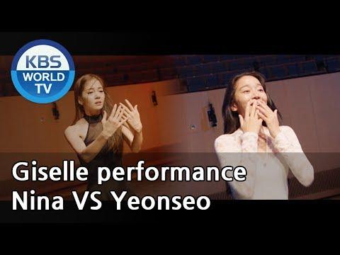 Giselle performance Nina VS Yeonseo [Angel's Last Mission: Love | 단 하나의 사랑 / ENG]