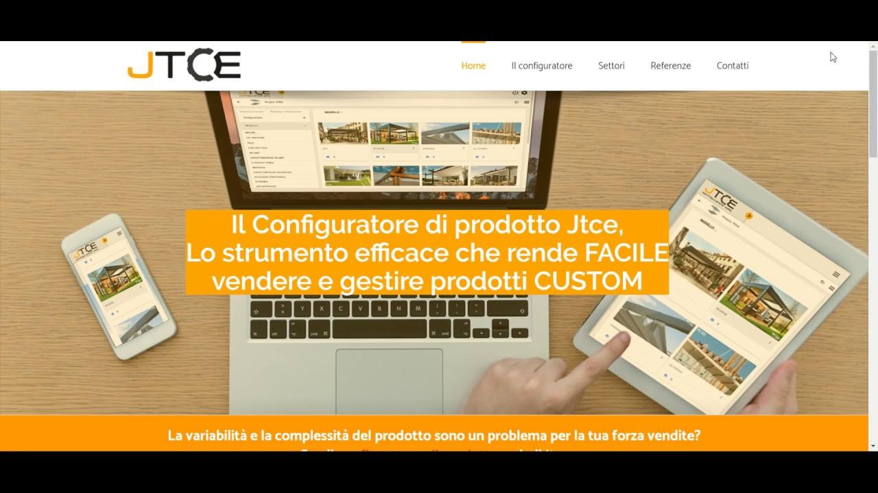 Configurazione Jtce Online Di ProdottiConfiguratore Prodotto JlT1cFK