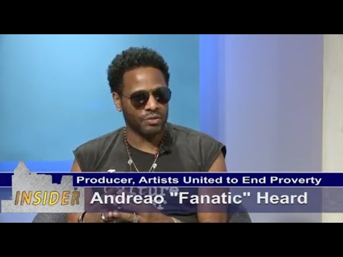 Gate City Insider (Artists United to END Poverty) interview