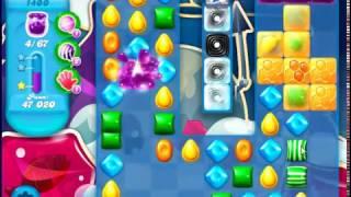Candy Crush Saga SODA Level 1400 CE