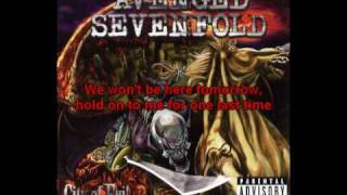 Avenged Sevenfold - The Wicked End Lyrics
