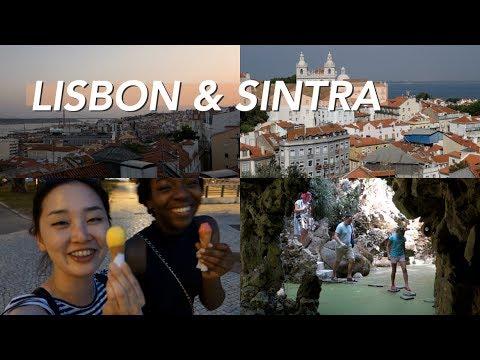 Arriving in Lisbon & Sintra Day Trip | Lisbon Vlog #1