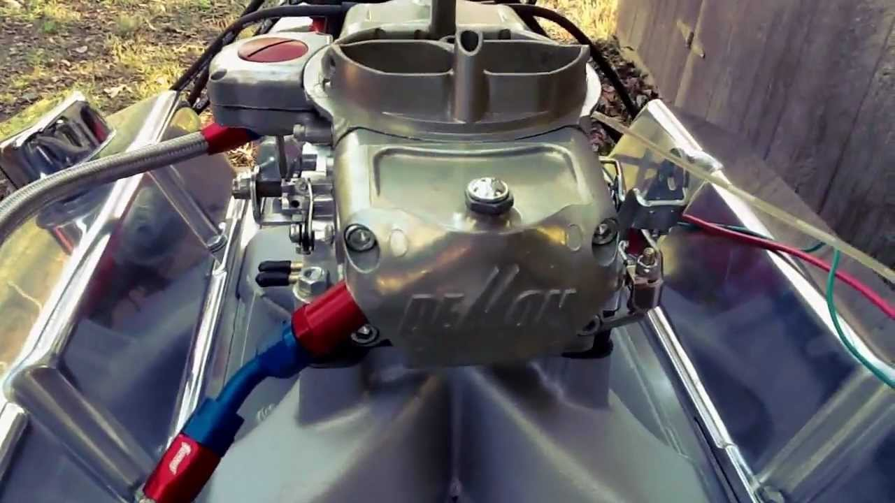 500 HP 415 Chevy Stroker Small Block For Sale!!!