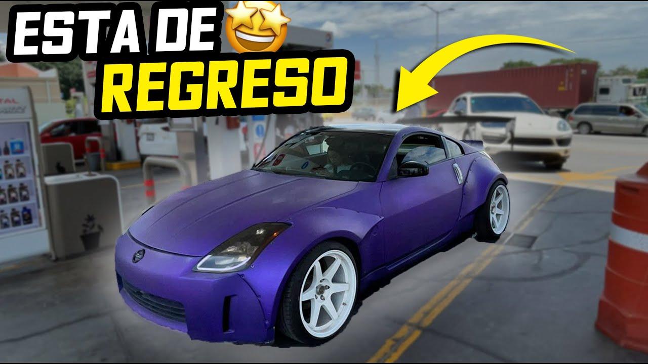 MI 350z ESTÁ DE REGRESO EN EL GARAGE.. | ManuelRivera11