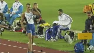 Tommi Evilä 825 (Helsinki 2005 World Championships)