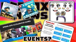 ROBLOX NEWS: NEW EVENT, PRIDE MONTH, ACCELERATOR GAMES, LIVE OPS ET PLUS