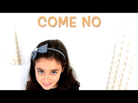 Come NO  - 💜 - Baby K - canta Sofia Del Baldo - KaraSofy - 💜 -