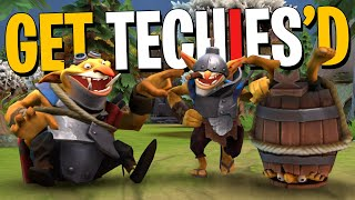 Techies Tricks That Gets Them Every Time  DotA 2
