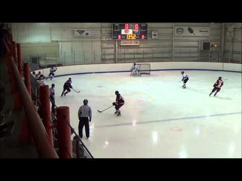 BWC Hockey Academy vs Edge School (Full Game)