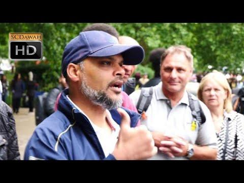 P1 - Verify! Hashim vs Christan | Speakers Corner | Hyde Park