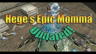 Path of Exile Act 4: Epic Momma Build Updated (EBEK MoMAA)