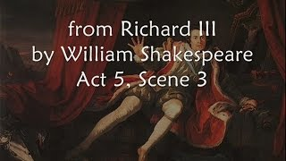 Monologue from Richard III by Shakespeare - Give Me Another Horse