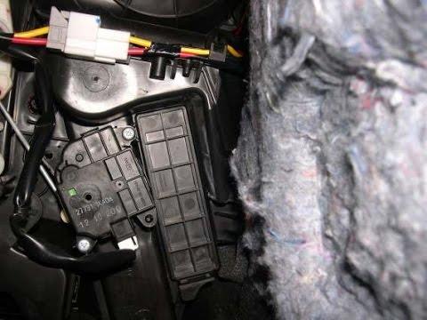 2013 Nissan Juke Fuse Box Diagram Nissan Juke Como Cambiar Filtro Cabina Habitaculo Anti